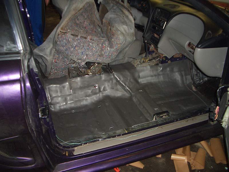 Теплоизоляция автомобиля своими руками материалы 5