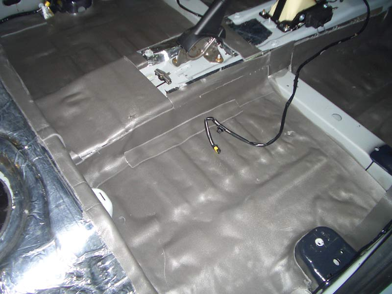 Ваз 2115 пол багажника и ящички своими руками 98